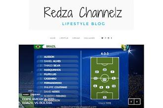Create Blog Redza Channelz