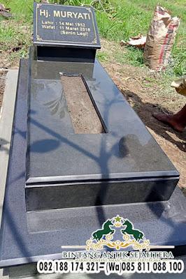 Makam Granit Surakarta, Kuburan Makam Granit, Kijing Granit Tulungagung