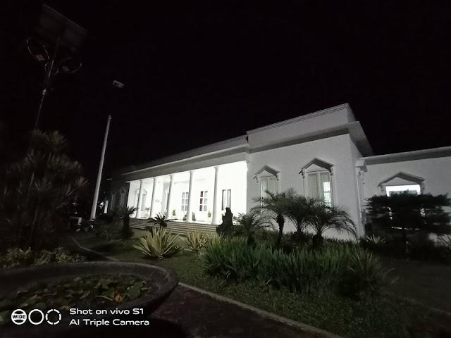 Hasil Foto Kamera Ultra Wide Angle Vivo S1
