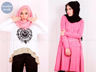 fashion muslim hijab syar'i