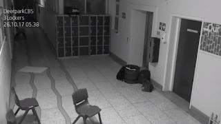 Poltergeist Activity in Secondary School
