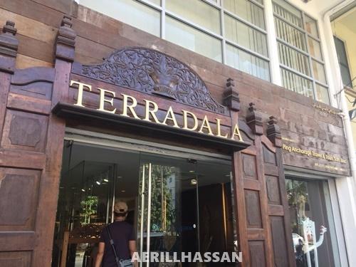 Terradala Museum Cafe