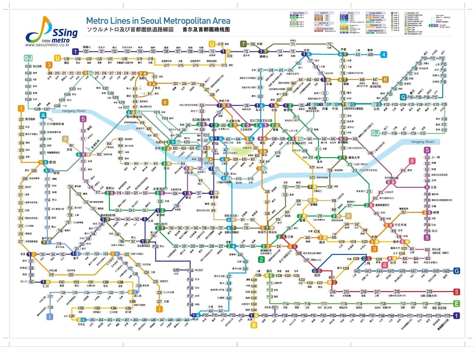 首爾地鐵獲外媒好評,是什麼「優點」讓外媒留下好印象?
