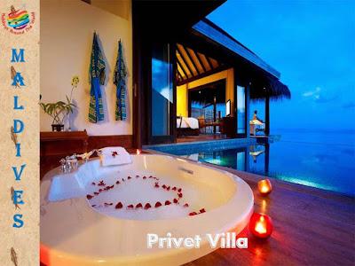 Maldives, The dream trip - Villas