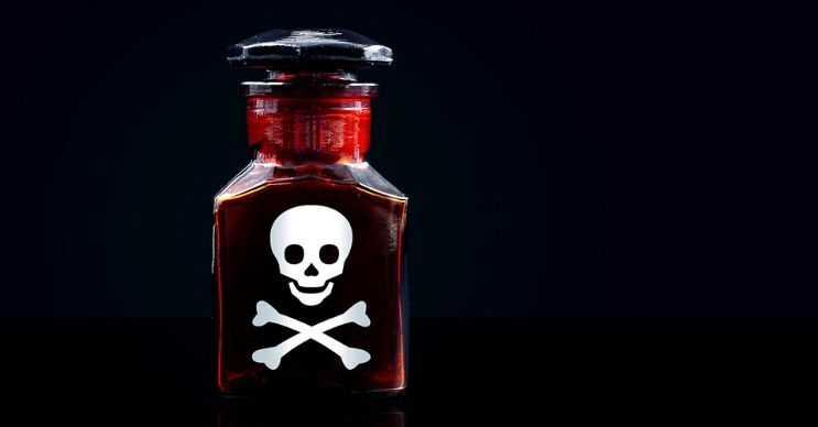 Pek çok zehir ilaç sanayinde kullanılmaktadır, bu yüzden değerli bir sıvıdır.