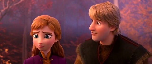 Frozen 2 (2019) Dual Audio [Hindi-Cleaned] 720p DVDScr Free Download