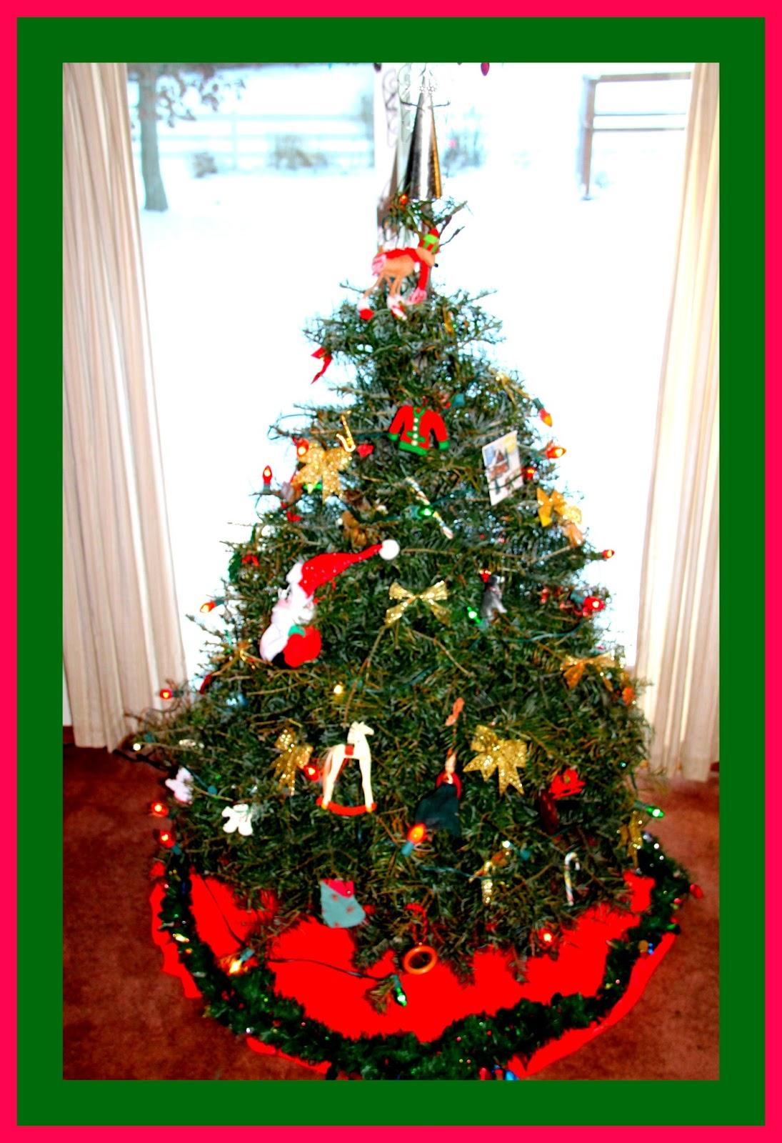Christmas Tree Bill.Slight Detour A Christmas Tree Saga