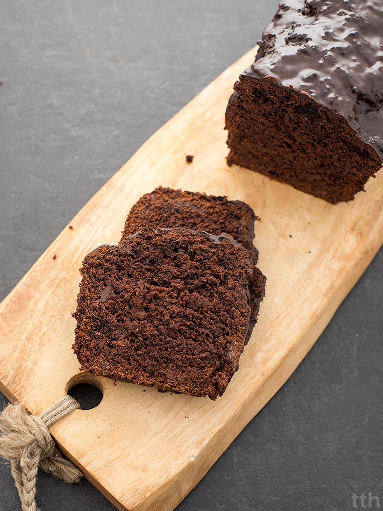 czekoladowe ciasto bananowe wegańskie bezglutenowe blog przepisy roślinne