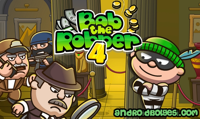 Bob The Robber Hile