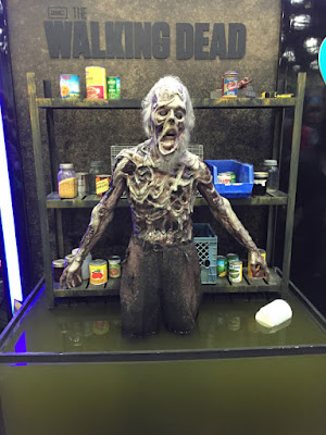 The Walking Dead -McFarlane - Comic-Con