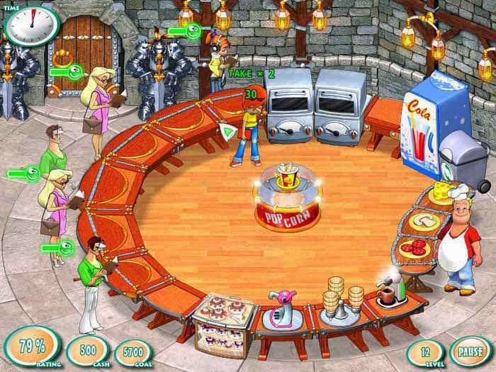 Turbo Pizza PC Game Full Version Download