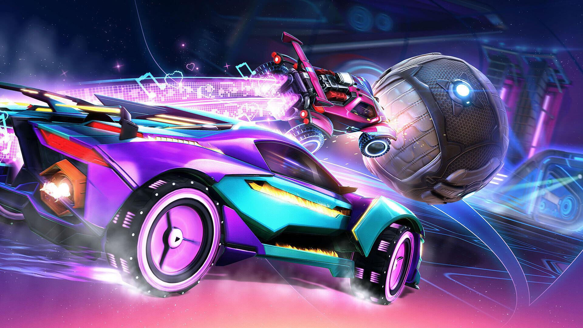 rocket league nowy sezon