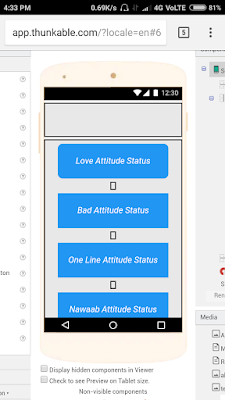 Whatsapp status app - Aia file