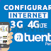Tuenti Perú: Configurar APN Internet 3G/4G LTE Android 2020