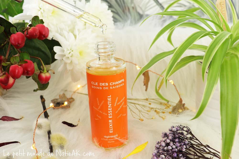 huile essentielle peau déshydratée