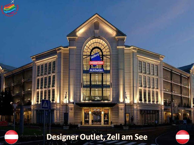 The best shopping malls in Zell am See