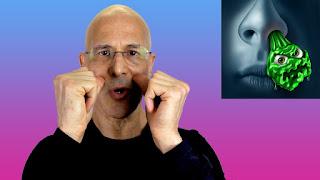 cara mengeluarkan lendir sinusitus