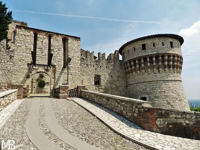 ponte levatoio castello di Brescia