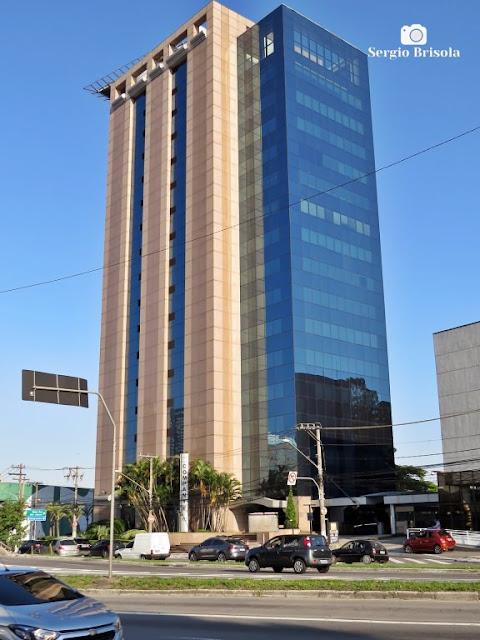 Vista ampla do Edifício Company Plaza - Butantã - São Paulo