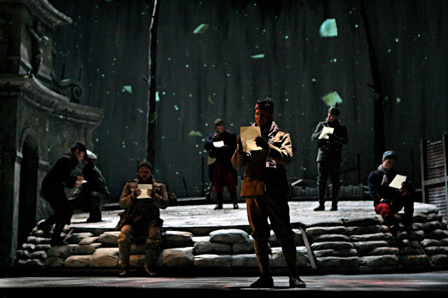 Kevin Puts' Silent Night at Minnesota Opera in 2011 (Photography Michal Daniel)