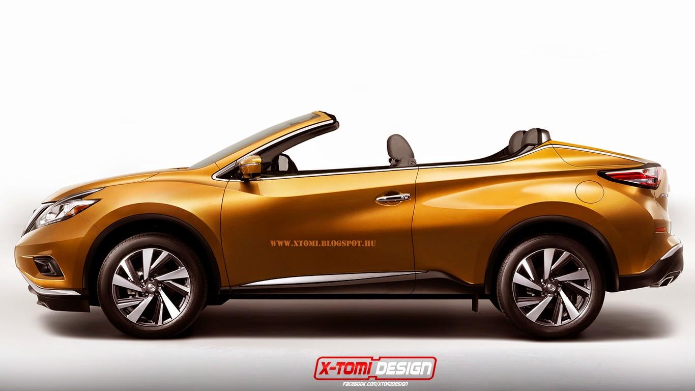 2017 Nissan Murano Crosscabriolet