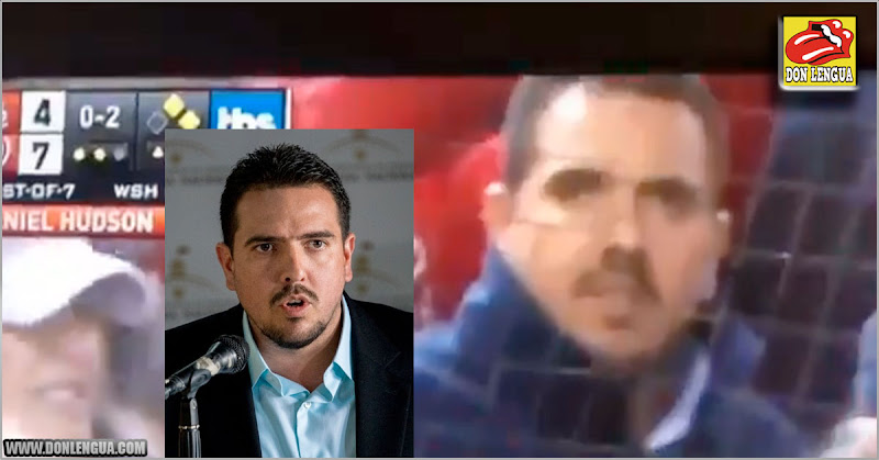 Stálin Gonzalez asegura que seguirá trabajando por Venezuela tras el partido de Baseball