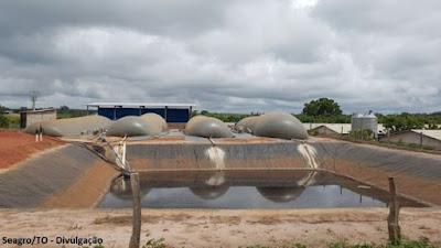 Biodigestor, Tocantins, pecuária, seminário, III seminário de inserção do biodigestor, UFT, universidade federal do Tocantins, energia limpa, biodigestão, gases biodigestão