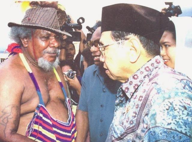 Alasan Gus Dur Ubah Nama Irian Jaya Menjadi Papua