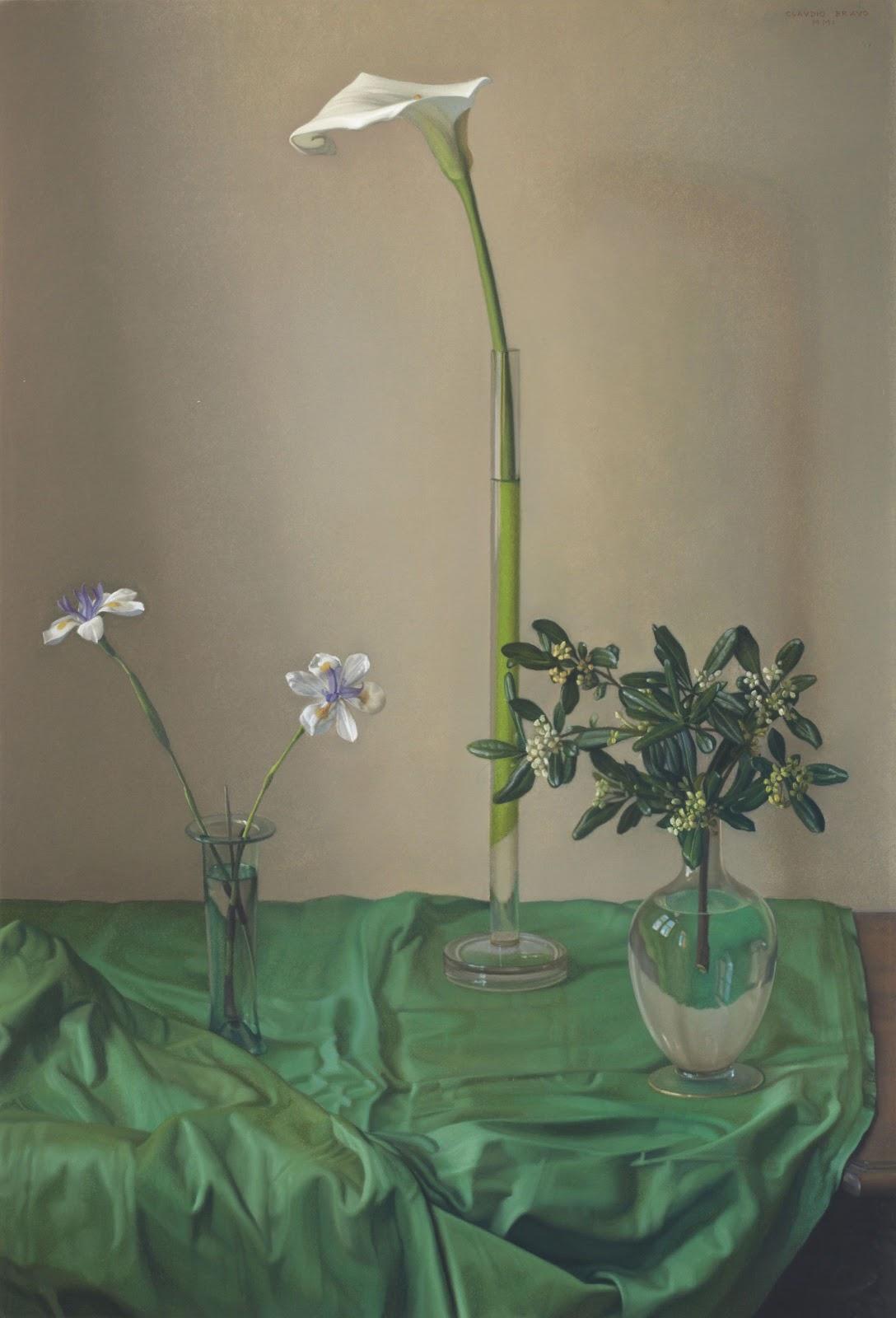 Claudio  ravo Camus Flowers