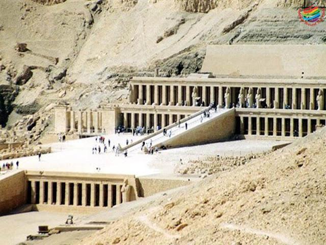 Deir El-Bahari Temple - Luxor