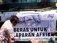 Petani Blora Kirim Bantuan Seribu Ton Beras ke Afrika