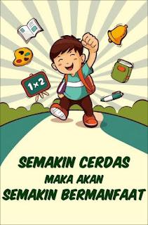 contoh gambar poster pendidikan