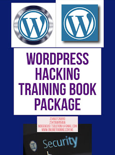 Wordpress Hacking Training For Nigeria