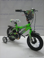 Sepeda Anak United Sniper-X 12 Inci