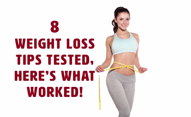 8 Weight Loss Tips Tested, Here's What Worked