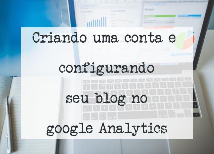 configurações básicas do google analytics