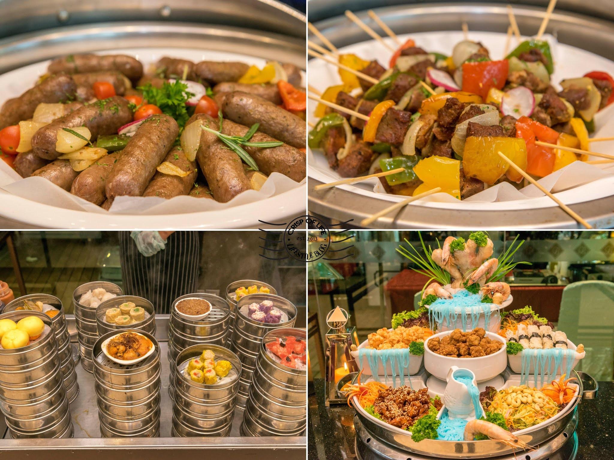 Santapan Warisan Melayu and Tabaq Al Maghribi Buffet Ramadhan 2021 @ The Light Hotel Penang