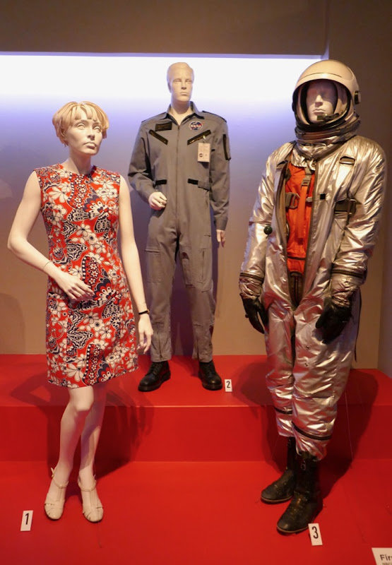 First Man movie costumes