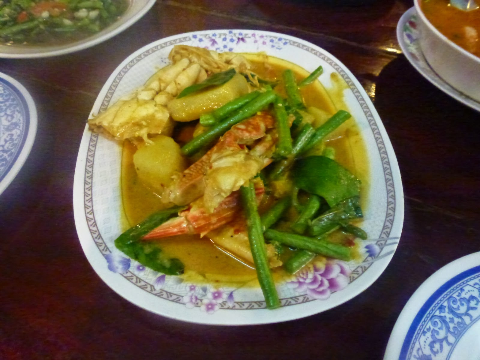The historic menses quondam advice states that if you lot desire to sample authentic cuisine Where to consume inwards Phuket: No.6 eating theatre review