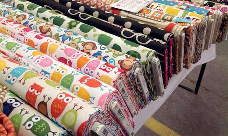 Fabric Stores in Vienna: Giraffenland Stoffe