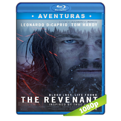 Revenant El Renacido (2015) BRRip Full 1080p Audio Trial Latino-Castellano-Ingles 5.1