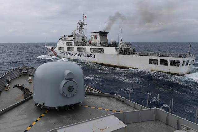 Kapal China Masuk Lagi ke Natuna