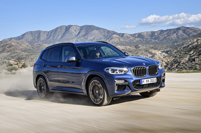 2021 BMW X3 Review