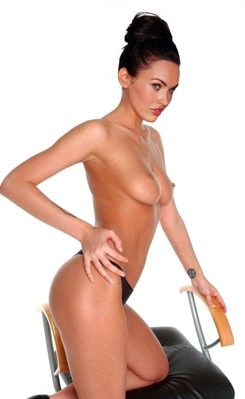 Megan Fox Naked Image