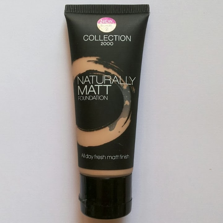 Collection 2000 Naturally Matt Foundation Review
