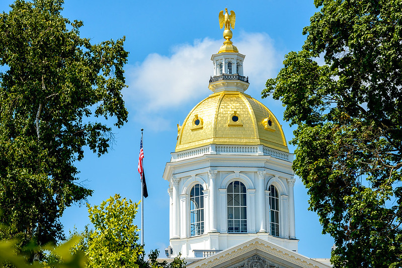 Day 28: New Hampshire
