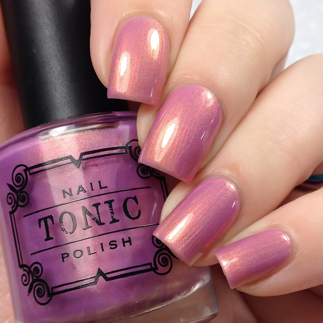 Tonic Polish-She Sells Sea Shells
