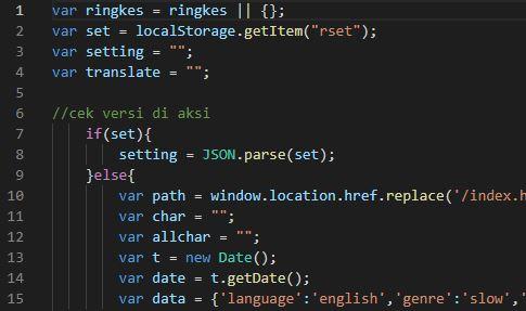 Belajar Javascript paling Mudah