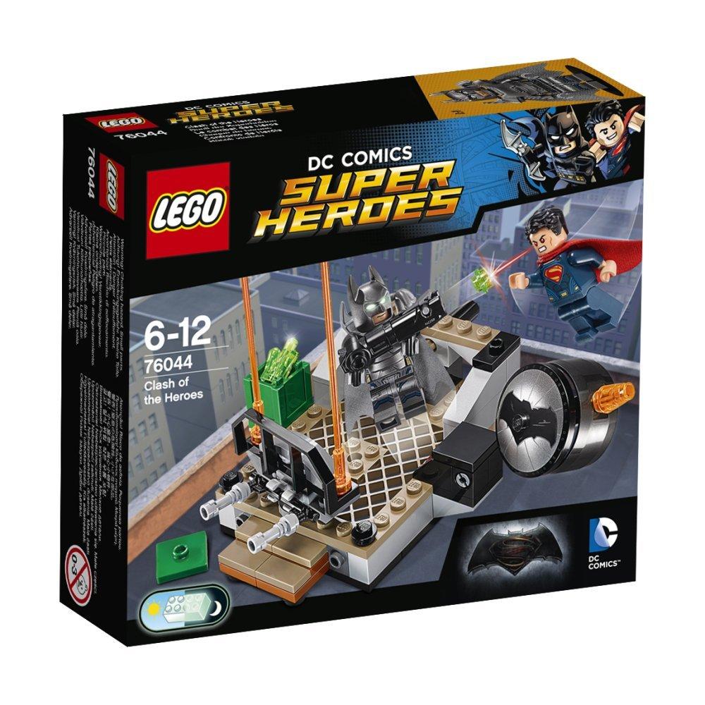 BATMAN V. SUPERMAN: DAWN OF JUSTICE Will Have 3 LEGO Sets