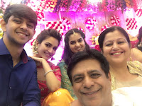 Kriti Kharbanda With Her Family